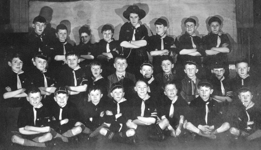 2nd Beeston Cubs 1940s