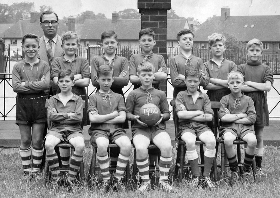 Beeston Fields Football 1960