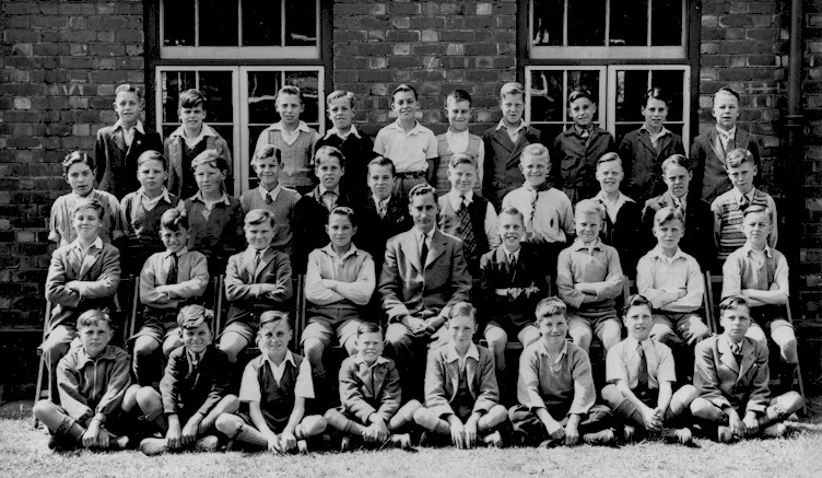 Beeston Fields c1948