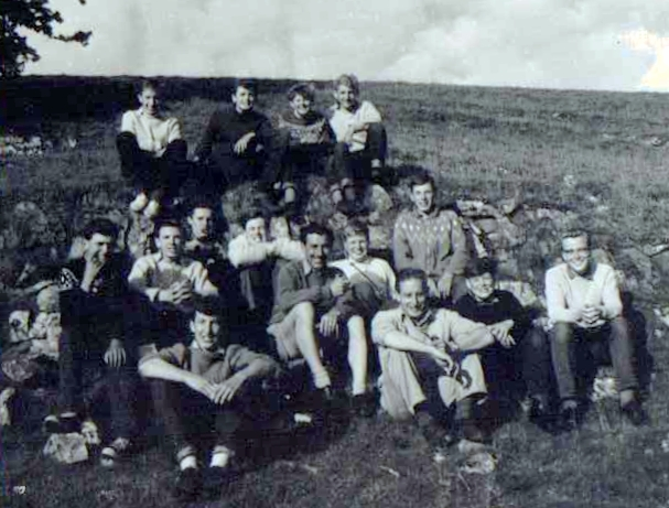 Beeston Fields 1952