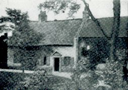 Vicarage before 1860