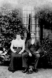 Arthur Pollard and his wife Lillian
