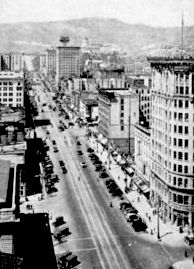 Salt Lake City c1920