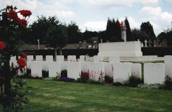 Boisguillaume Communal Cemetery Extension