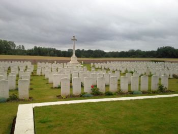 Hem Farm Military Cemetery