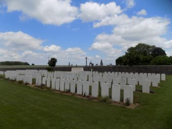 Mory Abbey Military Cemetery