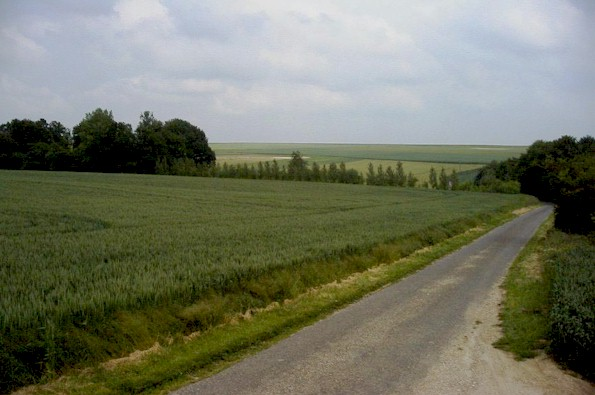 Somme Front Line