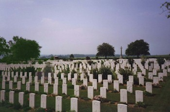 Tincourt New British Cemetery